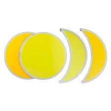 Goede Koop 60 W Led Licht Cob Chip Maan Zon Vormige Led Panel