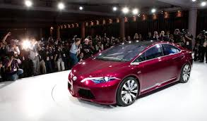 2015 camry concept.  Concept The Toyota NS4 PlugIn Hybrid Concept Seen Here Could Influence The Design To 2015 Camry Concept O