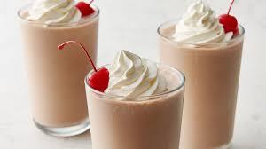chocolate milkshakes recipe