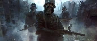 Kunstwerk Trench Soldiers   Battlefield 1   DICE