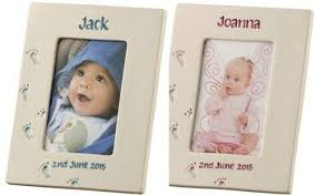 belleek living precious memories inscribed 4x6 photo frame baby gift boy ebay
