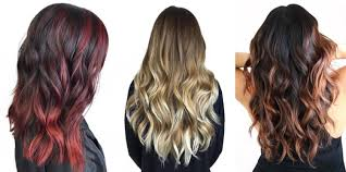 Balayage Vs Ombré Whats The Difference Matrix