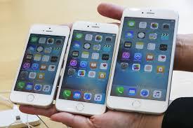forskjell iphone 6s og se