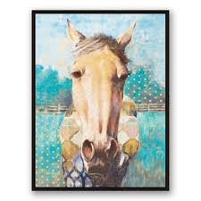 abstract horse wall art wall decor visual arts compare regarding most recently released