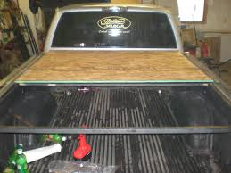 full image for homemade truck bed cover 110 diy pickup truck bed covers the frame using