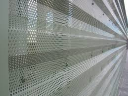 even though perforated and expanded metals have been used in construction for over 100 years architects designers and builders continue to find new
