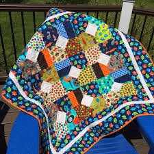 Handmade Baby Quilts, Owl Quilt, Woodland Nursery, Handmade Quilt ... & Handmade Baby Quilts, Owl Quilt, Woodland Nursery, Handmade Quilt, Boys  Quilt, Quilts for Sale, Homemade Quilts by SewingAtTen Adamdwight.com