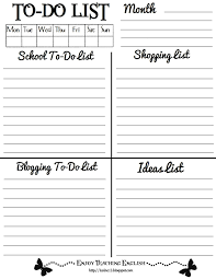 printable task lists enjoy teaching english to do list printable