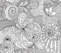 Small Picture Abstract Animal Coloring Pagesprintable Adult Coloring Pages