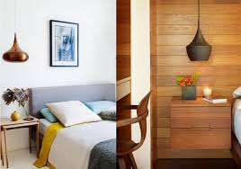 pendant lighting for bedroom. copper_pendant_lights_bedroom_lighting_via_design_lovers_blog pendant lighting for bedroom e