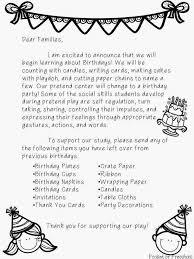 birthday week pocket of preschool save