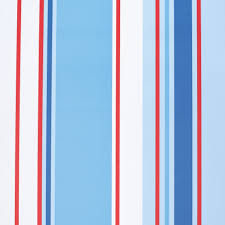 Holden Dcor Paige Blue, Red & White Striped Wallpaper | Departments | DIY  at B&Q.