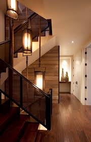 decorationastounding staircase lighting design ideas. sensational battery operated lamps decorating ideas for staircase contemporary design with grid railing hardwood decorationastounding lighting o