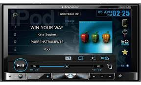 pioneer avh p8400bh dvd receiver at crutchfield com pioneer avh p8400bh front