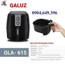 Nồi chiên không dầu Galuz 5.2L - GLA 615