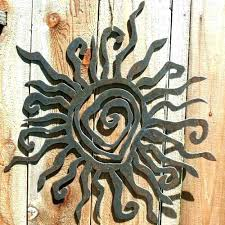 outdoor metal wall art tucson