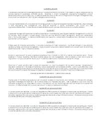 Project Manager Resume Summary Classy Project Manager Resume Summary Statement Examples Fruityidea Resume