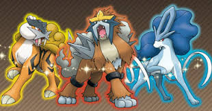 Evidently the pokemon development team opted to lock the shiny possibility for these legendaries for the sheer convenience of narative continuity because. Gamestop Event Shiny Legendary Dog Trio Pulse Gaming