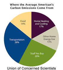Car Carbon Emissions Chart 20 Ways To Reduce Your Carbon Footprint