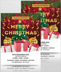 christmas flyer templates premium templates christmas photoshop printable flyer