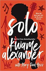 Image result for solo by kwame alexander