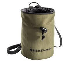 <b>Мешочек для магнезии BLACK</b> DIAMOND Mojo – купить в ...
