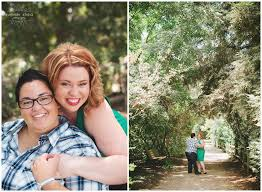 rancho santa ana botanical gardens claremont engagement photography cassandra and esther