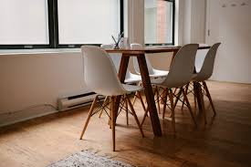 wood floor office. Desk Table Wood Chair Floor Interior Home Meeting Office Property Living Room Business Furniture O