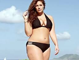 plus size models sports illustrated plus sized ashley graham cast in sports illustrated swimsuit issue