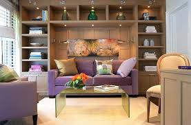 office bedroom design. Fabulous Sleeper Sofa In Purple And Sconce Lighting For The Guest Bedroom Design Home Office Bed .