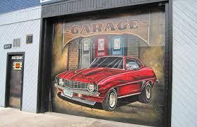 garage door ideasMural for Garage Door Ideas  Design Decor Idea