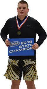 Byron Pierce dominates at state | Sports | paintsvilleherald.com