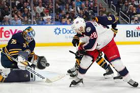 Preview Sabres Visit The Blue Jackets In Their Second