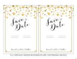 save the date template free download lovely save the date calendar template template business
