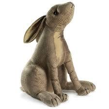 Dora Designs Rabbit Harley Hare Animal Doorstop