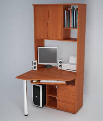 furniture for tight spaces. Computer Desk For Small Space Desks Spaces Furniture Tight