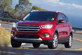 2018 ford escape. unique escape 2018 ford escape titanium 4dr suv exterior shown intended ford escape edmunds