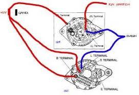 similiar 4 wire alternator wiring diagram keywords wire gm alternator wiring diagram on 4 wire alternator wiring diagram