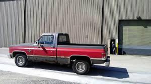 My 86 Chevy Silverado sleeper - YouTube