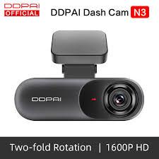 <b>DDPAI</b> Dash Cam <b>Mini 5</b> UHD DVR Android Car Camera <b>4K</b> Build in ...