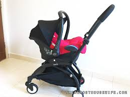 i find that this is possibly the best city stroller and infant car seat combination even better than the quinny zapp and maxi cosi cabriofix combination i