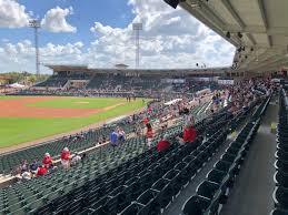 Joker Marchant Stadium Lakeland Fl Seating Chart Publix Field At Joker Marchant Stadium Detroit Tigers