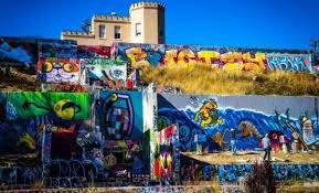 do512  on castle hill wall art with austin texas live graffiti capital of the world