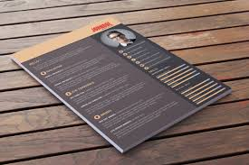 Free Resume Template Download Creativebooster