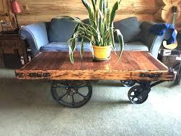 railroad cart coffee table restoration hardware rail cart coffee table coffee cart coffee tables splendid rail