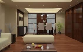 Living Room With Dining Table Winsome Open Space Interior Design For Living Room And Dining Room