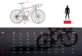 Wilier Road Bike Sizing Chart Wilier Gtr Team 2020