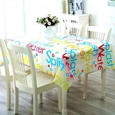 round bedside table cloths tablecloths side cover runners dining designs