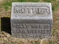 Polly Bryant Wessels (1787-1857) - Find A Grave Memorial