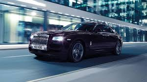 rolls royce ghost 2015 wallpaper. latest new rolls royce ghost 2015 car on road hd photo wallpaper 0